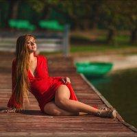 Мечтая о ком-то… мы даже можем и не знать, что сами являемся объектом чьих-то мечтаний :) :: Алексей Латыш