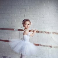 фп Маленькая Балерина :: Анна Локост