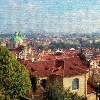 Прага :: Виктор Никаноров