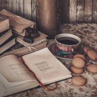 Поэзия и печеньки :: Анна Шелест
