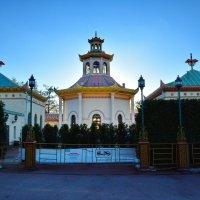 Китайская деревня :: Валентина Папилова