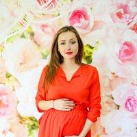 Маргаритка :: Yana Odintsova