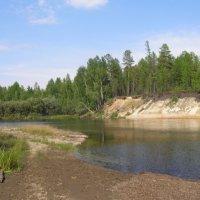 река Чуро :: val-isaew2010 Валерий Исаев