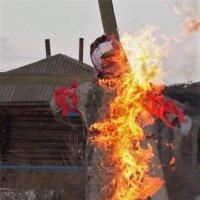 Сжигание ... :: Николай Масляев