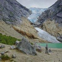 Ледник Бригсдаль, Норвегия. :: Наталья Иванова