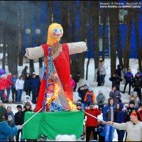 КАЗНЬ ЗИМЫ.МАСЛЕНИЦА(1) :: Валерий Викторович РОГАНОВ-АРЫССКИЙ