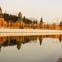 Стены кремля :: Николай П