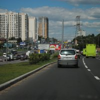 Москва. :: Виктор ЖИГУЛИН.