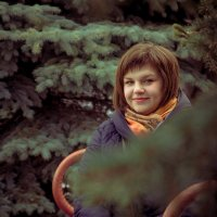 девушка :: Александр Байков