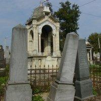 Старое  еврейское  кладбище  в  Черновцах :: Андрей  Васильевич Коляскин