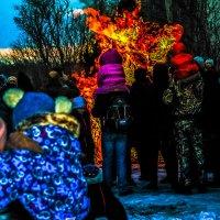 Прощание с зимой :: Дмитрий Беляков