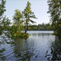 Островок на озере :: Lmark