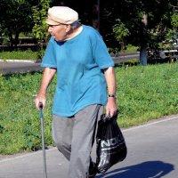 Старик и тень 2/3 :: Асылбек Айманов