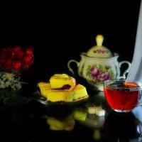 Чай :: Наталия Лыкова