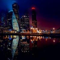 Москва-Сити :: Ирина Христенко