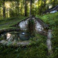 Старинный фонтан :: Elu Sepp