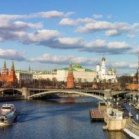 Московская весна :: Оксана Пучкова