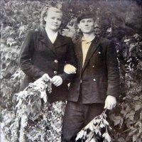 Молодость. 1956 год :: Нина Корешкова