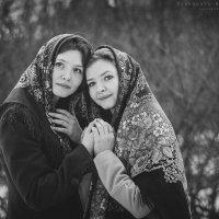 сестры :: Ярослава Бакуняева