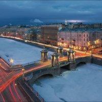 Ломоносовский мост :: Георгий Ланчевский