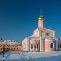 монастырь зосимова пустынь :: юрий макаров