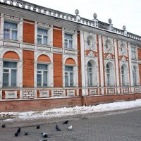 Старый Архангельск :: Светлана Ку