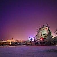 Спящие корабли :: Игорь Грошев