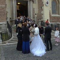 После венчания (Словакия) :: mihail