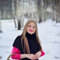 в лесу... :: Ольга Гребенникова