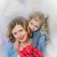 Девочки с розой :: Андрей Володин