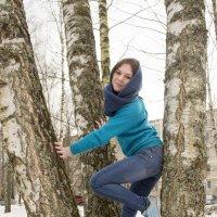 Веснаааа))) Пора гнездо вить))) :: Ольга