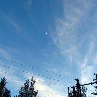 Какое небо голубое..! :: Галина Полина