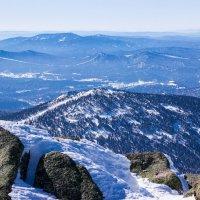 Вид на гору Утую :: Anna Lubina
