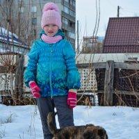 Прогулки с собакой :: Света Кондрашова