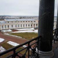"""Вид с балкона на гостиницу """"Бельведер"""" :: Елена Павлова (Смолова)"""