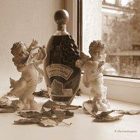 Вино и ангелы. :: Anna Gornostayeva