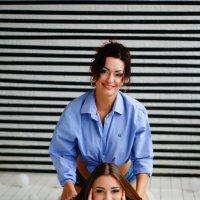Мама и дочь :: Анастасия Сидорова