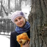 Прогулка :: Елена Круглова