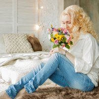 Первое весеннее солнце :: Elena Ereshenko