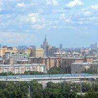 Моя Москва :: Олег Савин