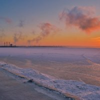 Водохранилище Новосибирской ГЭС. :: cfysx