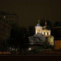 Ночью в Москве :: М. Дерксен Derksen