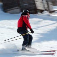 Лыжи :: Дмитрий Арсеньев