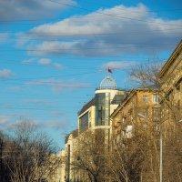 Москва в марте :: Игорь Герман