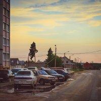 Вечер в Советском :: Дмитрий Костоусов