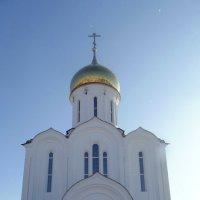 Храм в честь Святых Новомучеников и Исповедников Российских г. Новосибирск.... :: Мила Бовкун