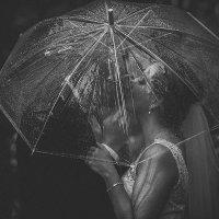 Поцелуй дождя :: Наталья Малина