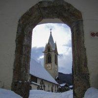 Церквушка в Альпах (на мыльницу) :: Vadim Odintsov