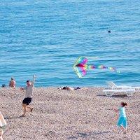 Летний день на море :: Ирина Богатырёва