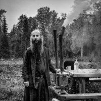 Чай таёжный :: Владимир Чуприков